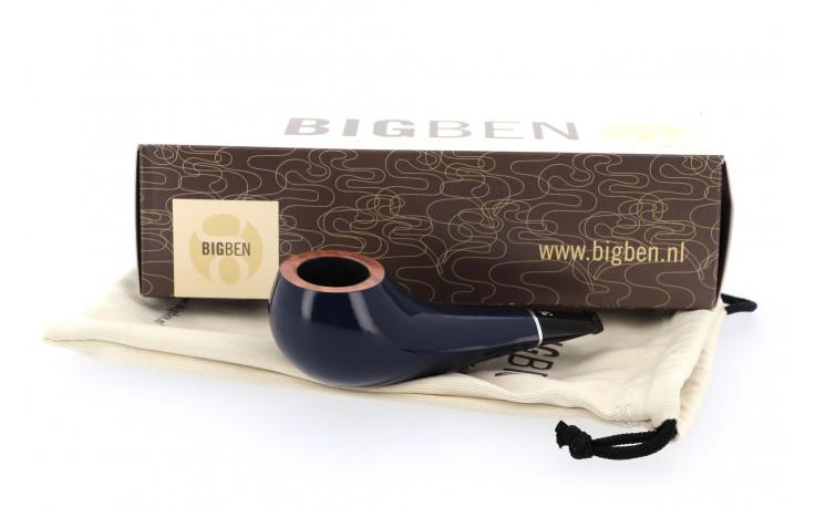 Pipe Big Ben Pipo (bleu brillant)