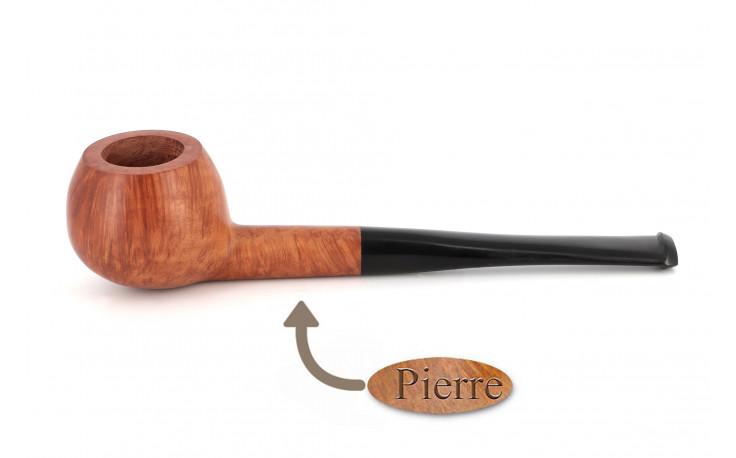 Pipe St Claude Boule gravée