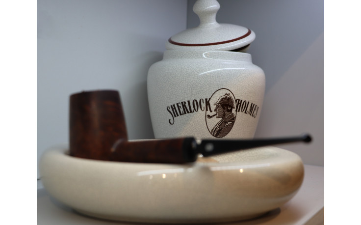 Pot à tabac classique Sherlock Holmes