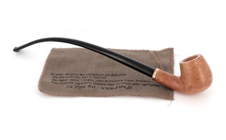 Pipe longue Eole Authentique (nature)