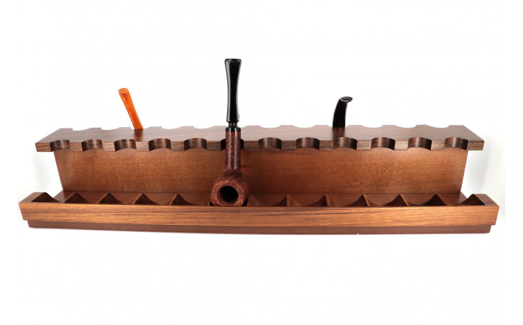 Pose pipe noyer pour 24 pipes C124N