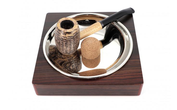 Cendrier pour pipe en palissandre