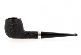 Pipe Dunhill Shell Briar 3101 (bague argent)