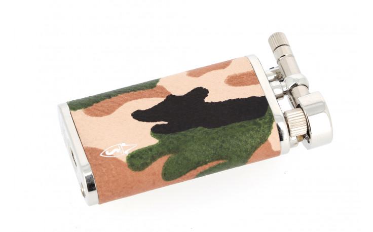 Briquet à pipe Corona Savinelli Camouflage