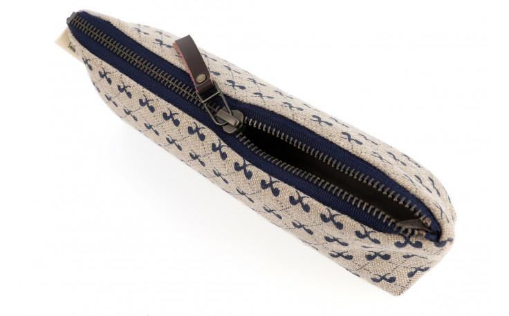 Trousse à pipes Eole Tsara (bleu marine)