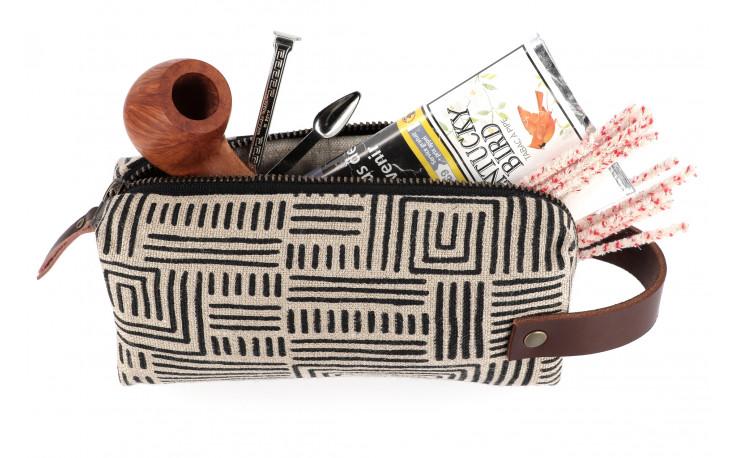 Trousse à pipes Eole Kaédi (noire)
