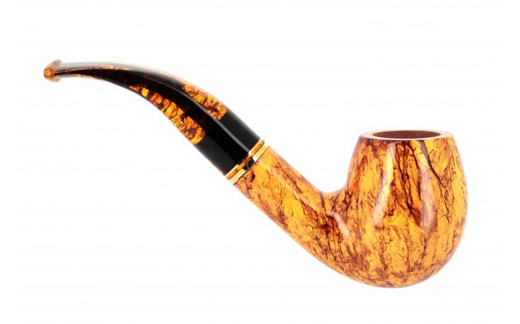 Pipe Chacom Atlas jaune 42