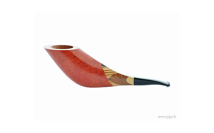 Pipe Butz Choquin Cybele orange