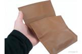 Blague à tabac Chacom en cuir brun cc0011