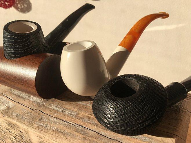 3 pipes fascinantes qui ne sont pas en bruyère