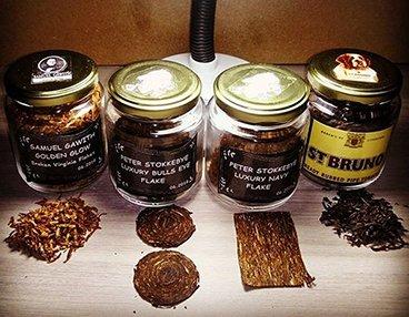 Les différentes coupes de tabacs à pipes
