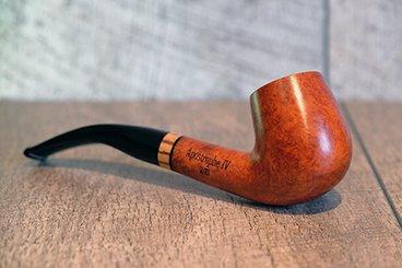 Pipe adaptée aux débutants comme aux fumeurs confirmés