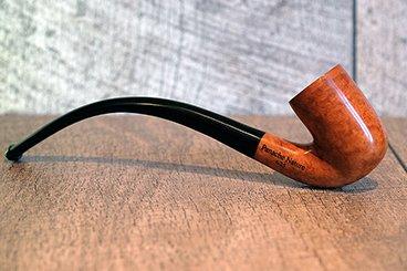 Pipe longue en bruyère