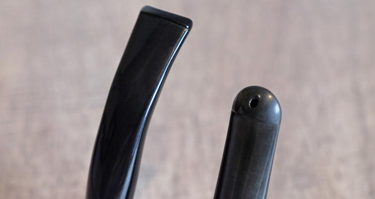 Lentilles tuyaux de pipes