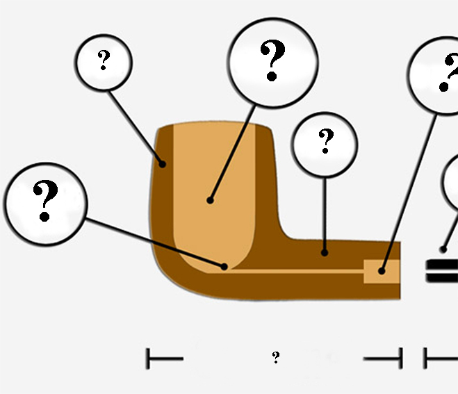 L'anatomie d'une pipe