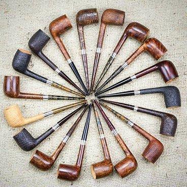 Pipes de la série Heritage