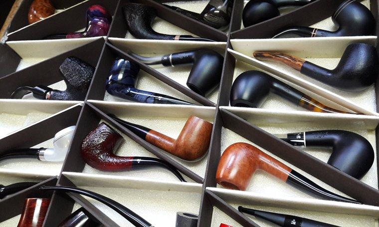 Différentes pipes Butz-Choquin