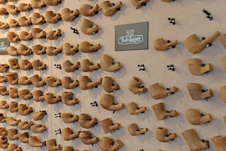 Formes de pipes Butz-Choquin