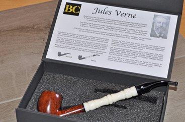 Pipe Butz-Choquin Jules Verne avec rallonge en acrylique