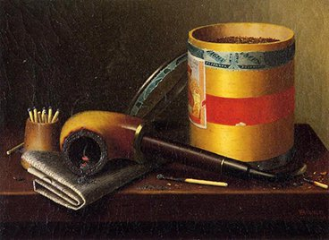 William Harnett, nature morte