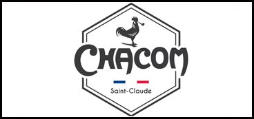 Déclinaison du logo Chacom
