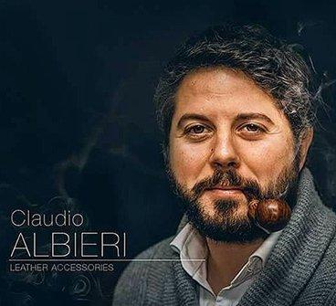 L'artisan Claudio Albieri