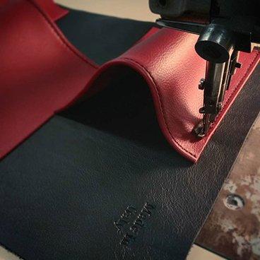 Le travail du cuir