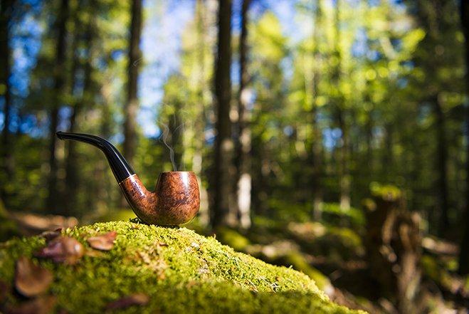 Véritable première pipe