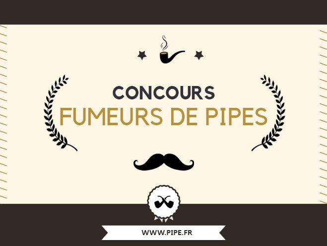Concours de fumeurs de pipes