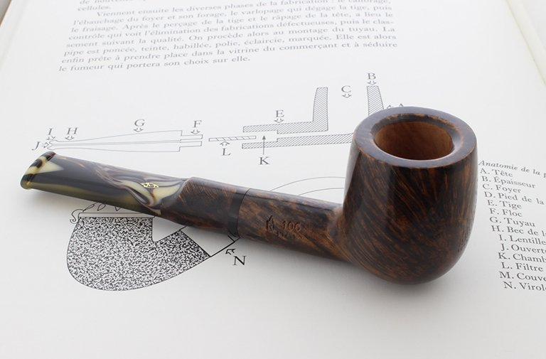 Pipe Savinelli New Art 106