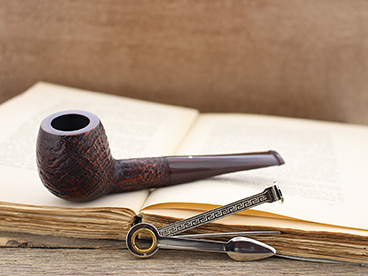 Pipe anglaise (Dunhill Cumberland)
