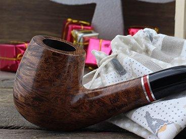 Cadeau coffret fumeur de pipes