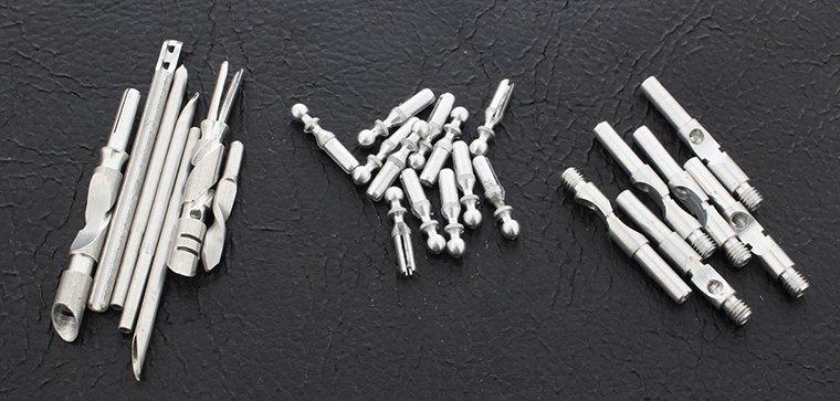Filtres en métal pour pipe
