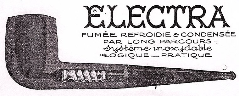 Pipe système Electra