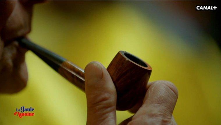 La pipe, au cœur de la mode