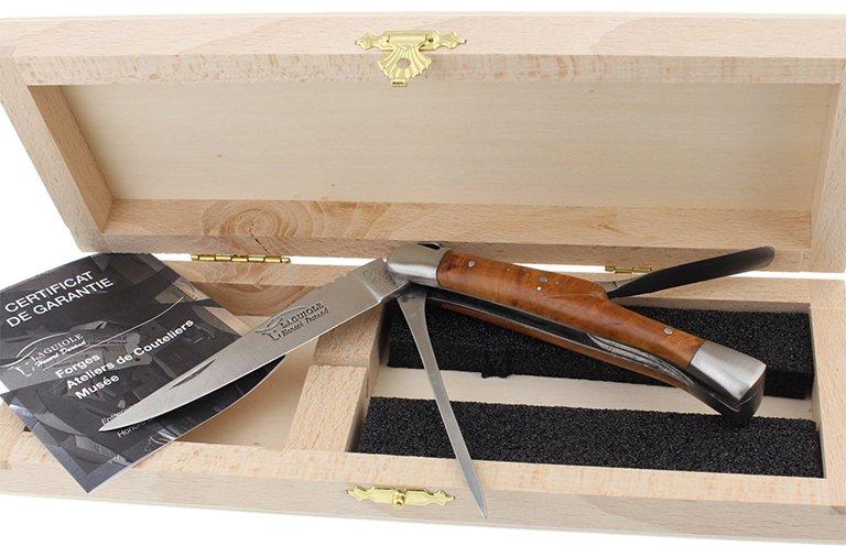 Bourre pipe couteau Laguiole
