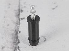 Adaptateur filtre 9 mm - filtre métal