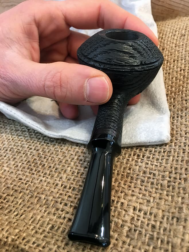 Pourquoi fumer une pipe en morta ?