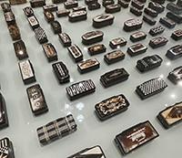 Grande collection de tabatières