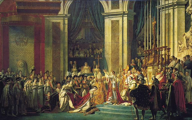 Couronnement de Napoléon 1er