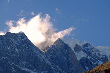 Le Mont Blanc côté Italie