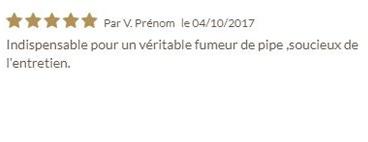 Avis client sur le pipe reamer du 10/04/2017