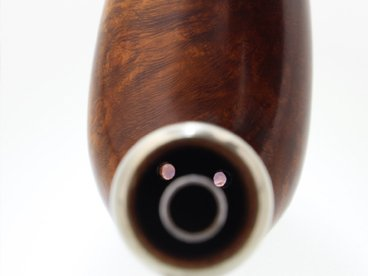 Perçage intérieur d'une vraie pipe Terminus