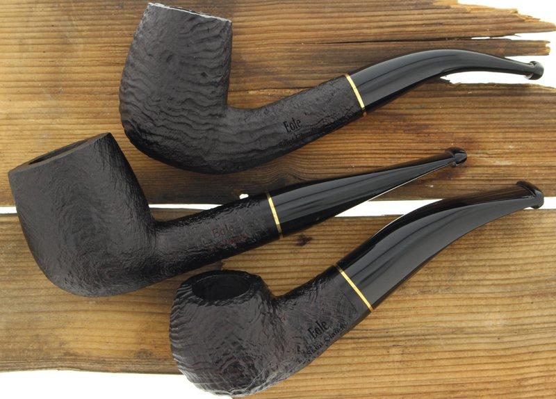 3 formes de la pipe Eole Dune