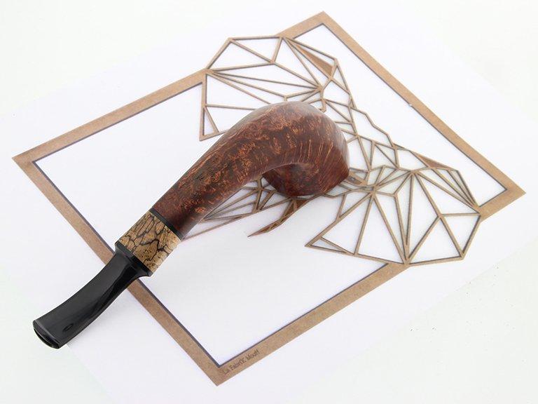 Oliphant, une pipe qui trompe énormément !