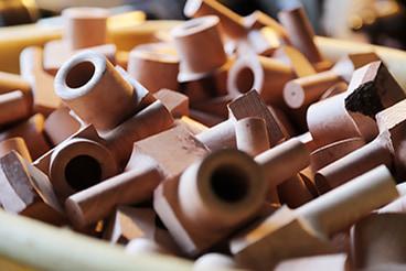 Bruyère pour la conception de pipes