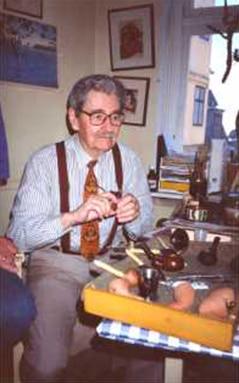 Sixten Ivarsson, le père de l'école danoise