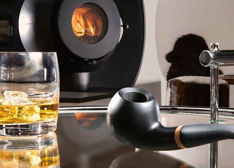 Le plaisir d'une pipe