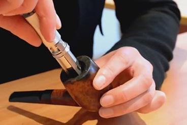 Utiliser un pipe-reamer