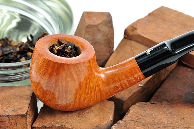Votre pipe, prête à être fumée !